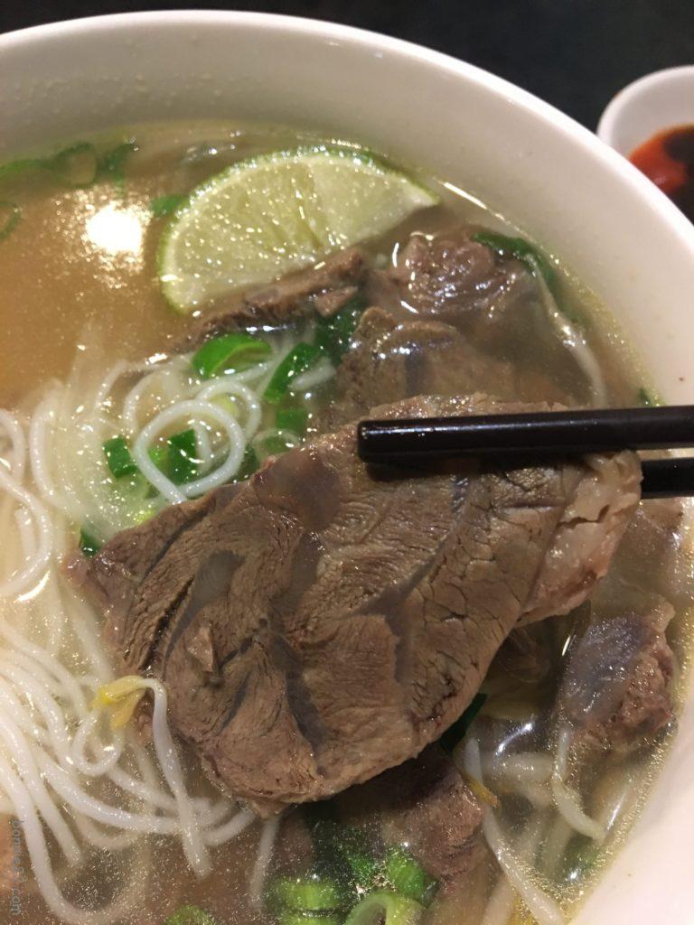 越南餐廳推薦-誠記越南麵食館