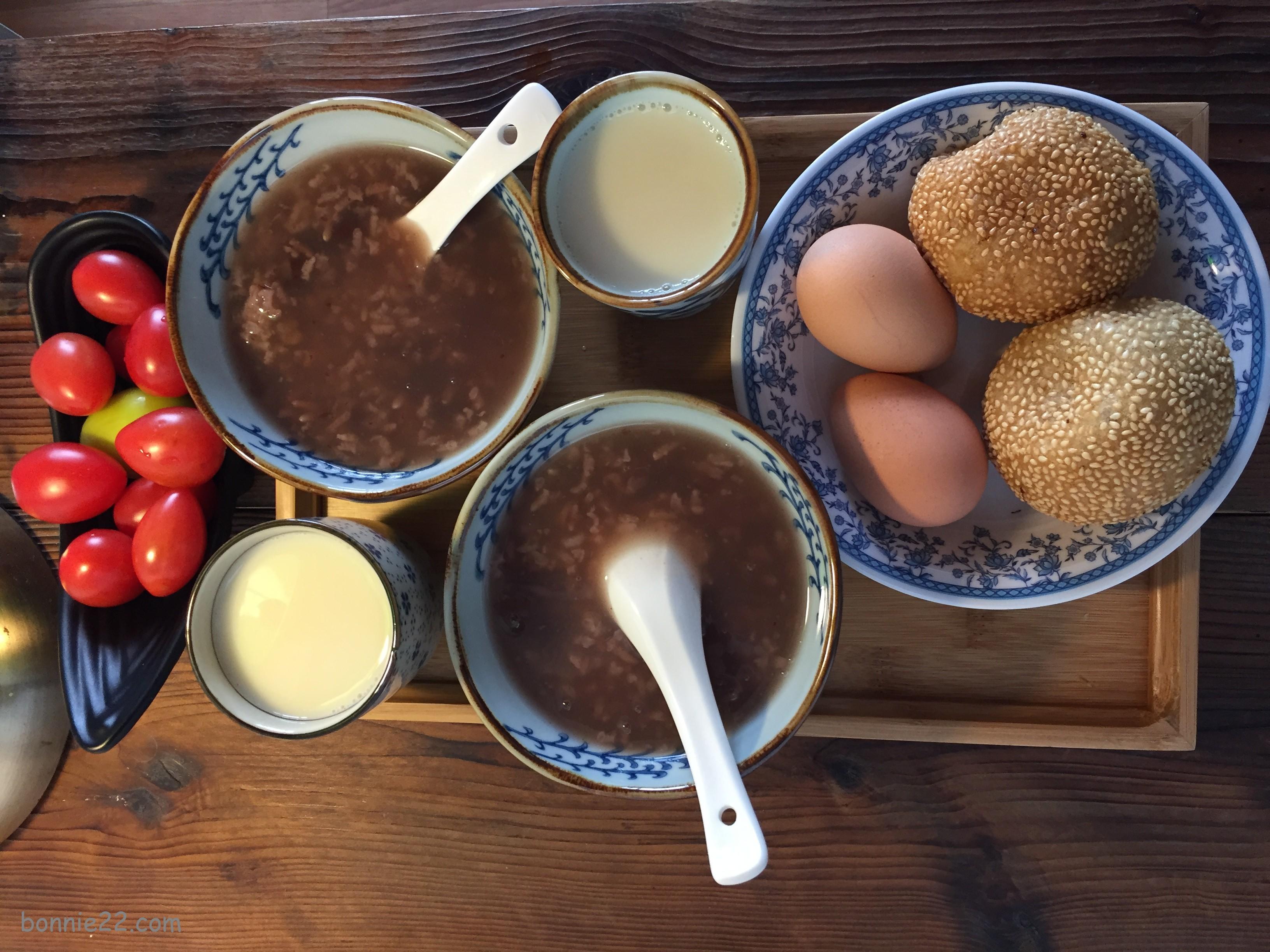 青白瓦宿早餐