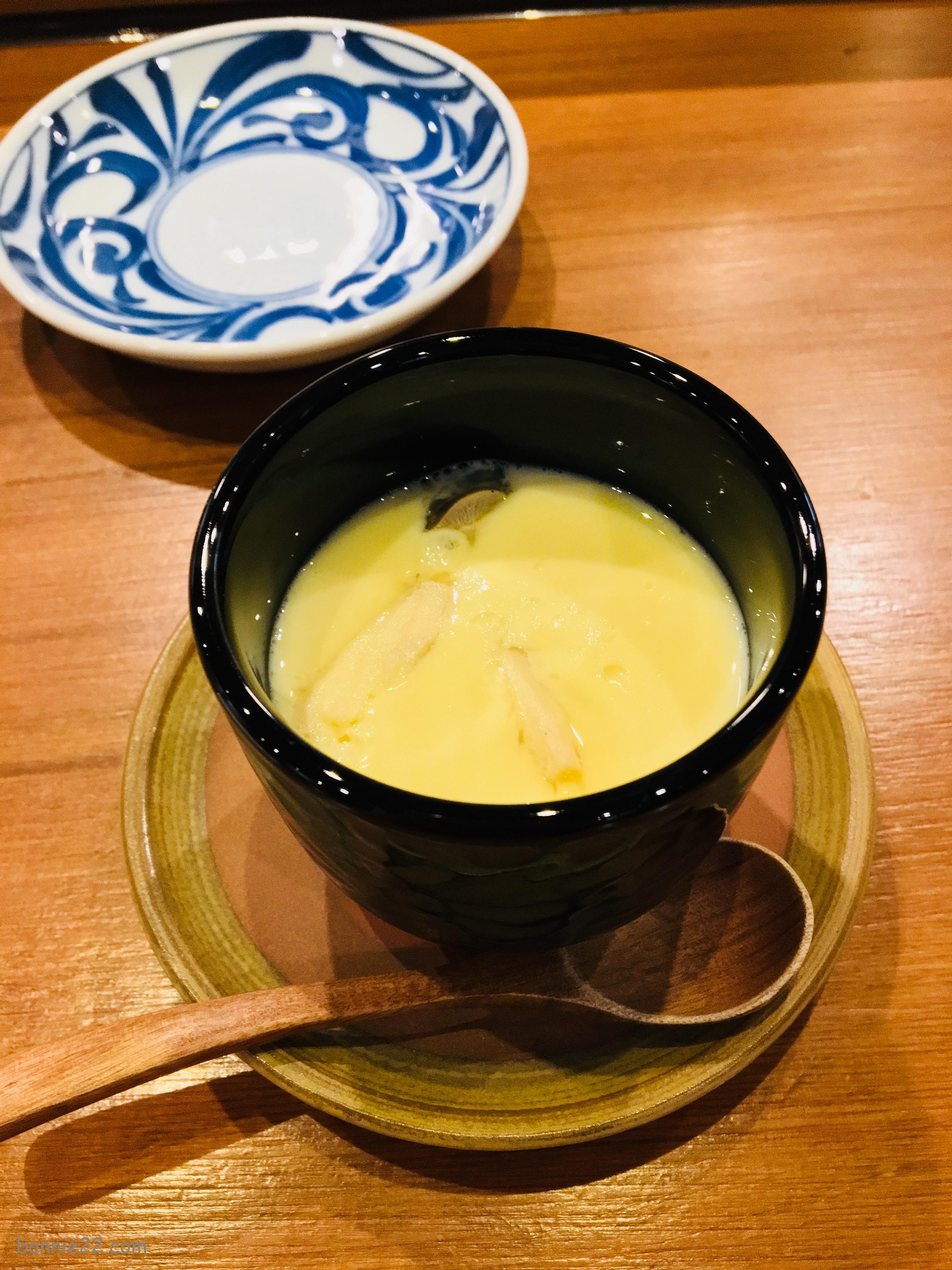 誠鮨茶碗蒸