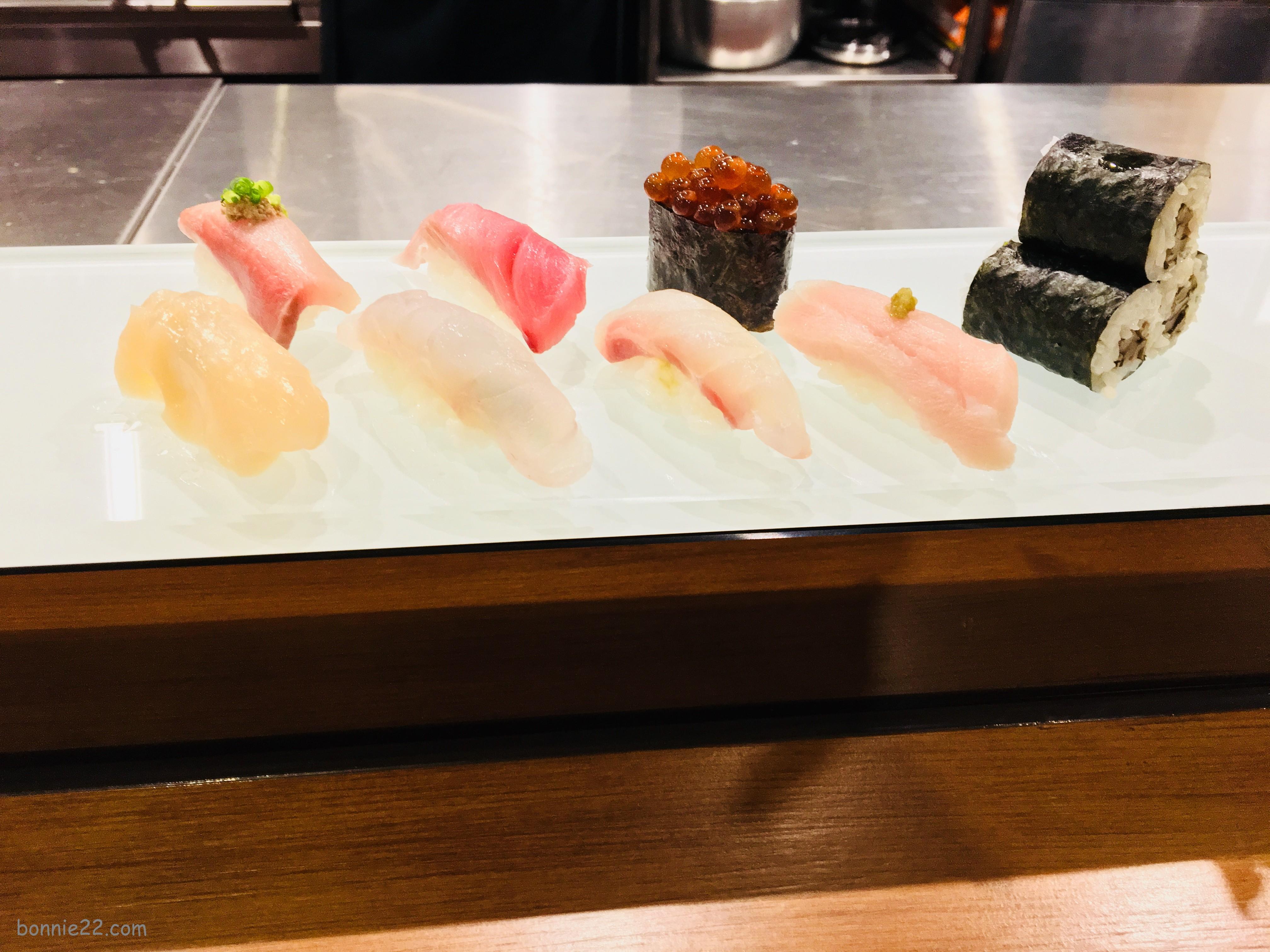誠鮨握壽司