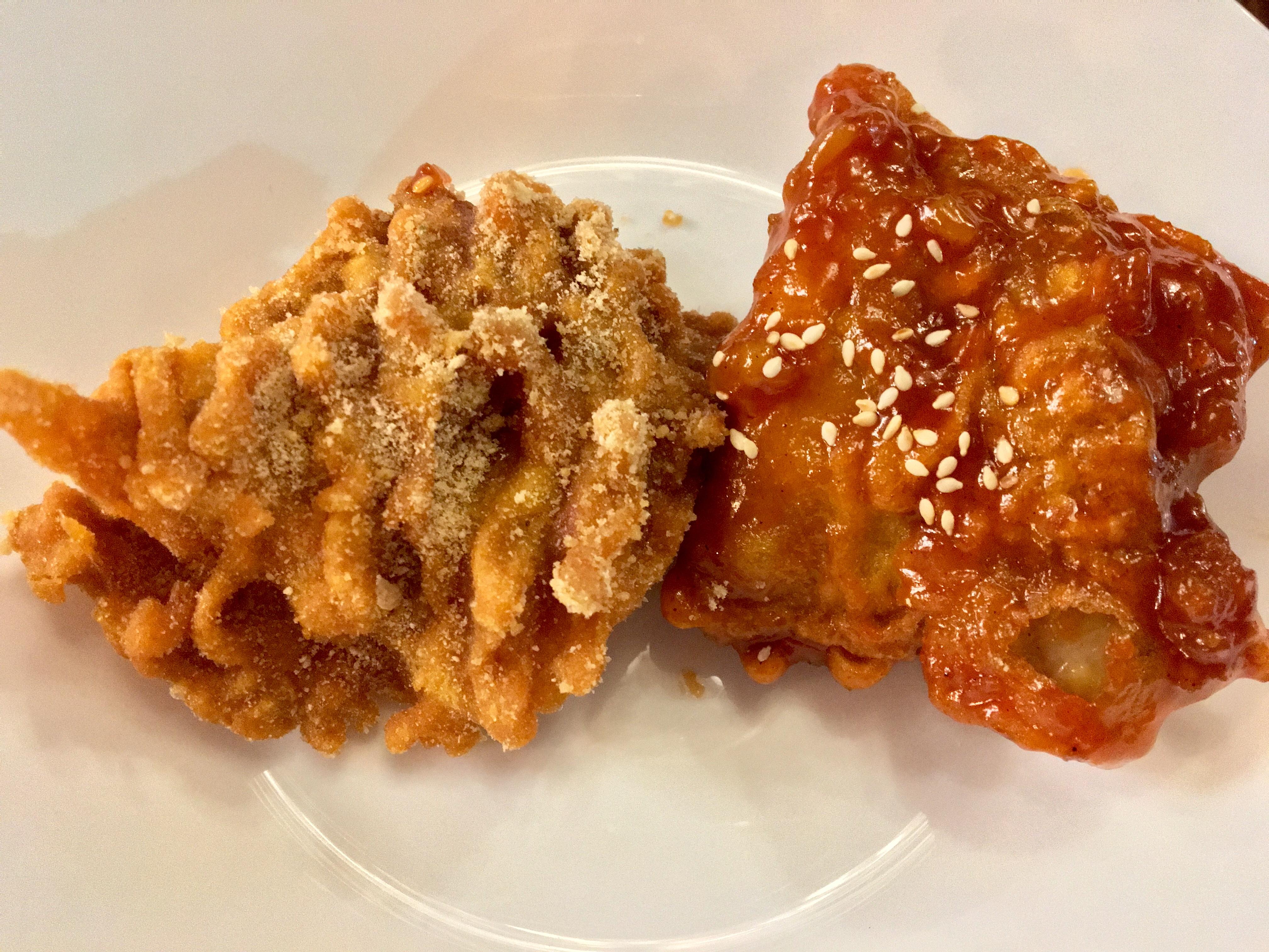 台北韓式炸雞