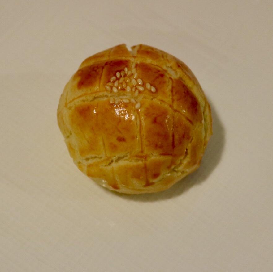波羅蛋黃酥-熊寶貝手工糖霜餅乾屋