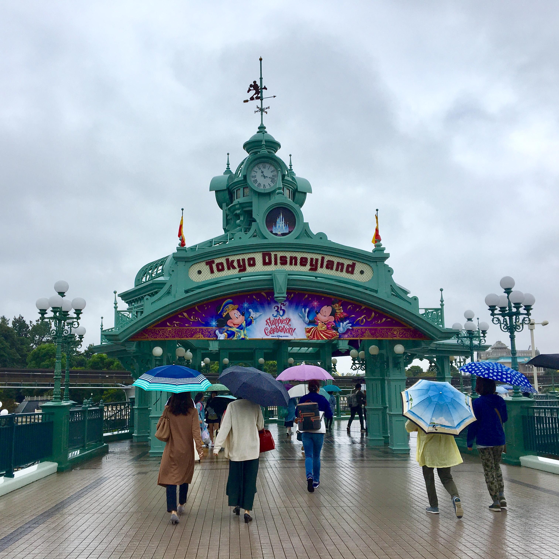 東京迪士尼入口