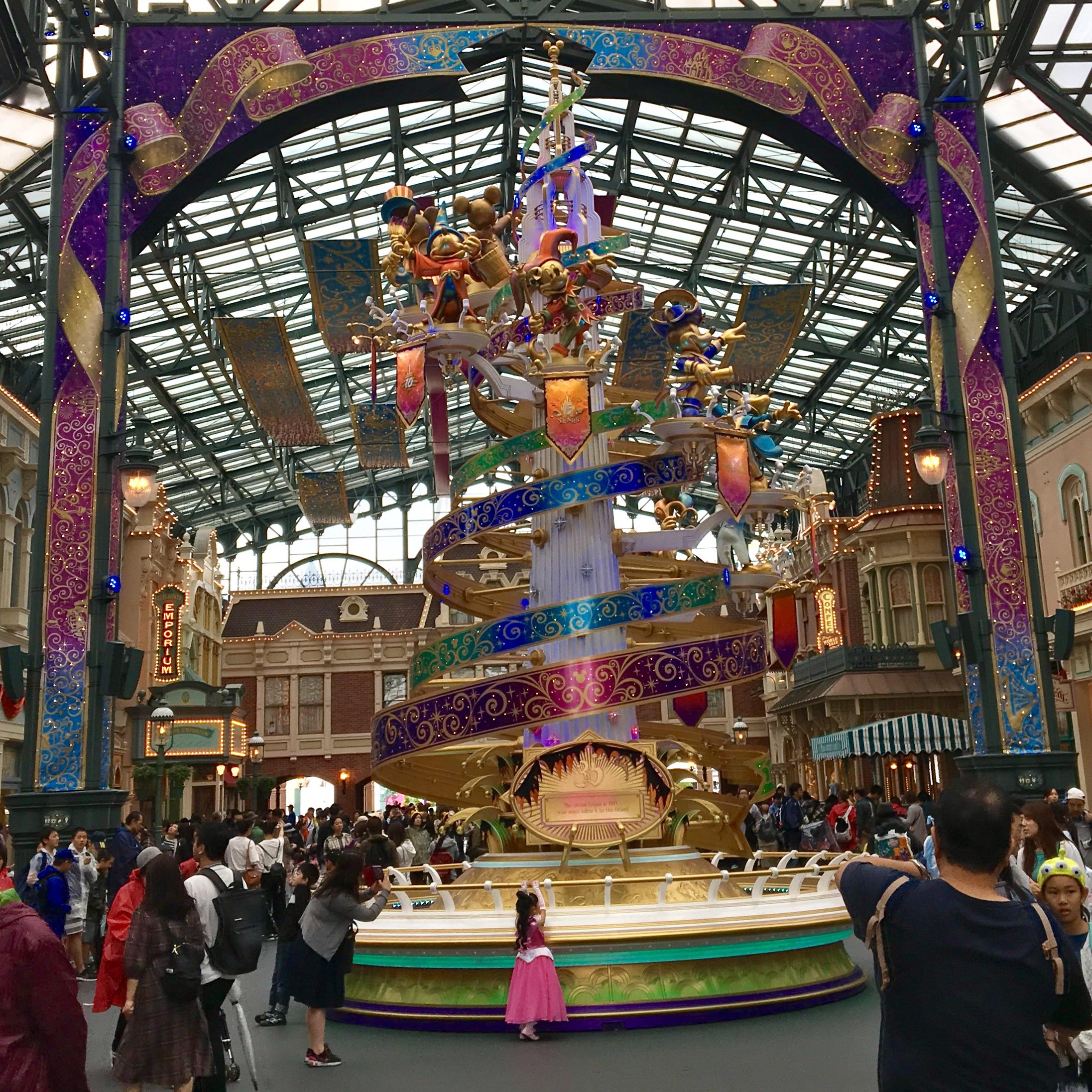 東京迪士尼大廳