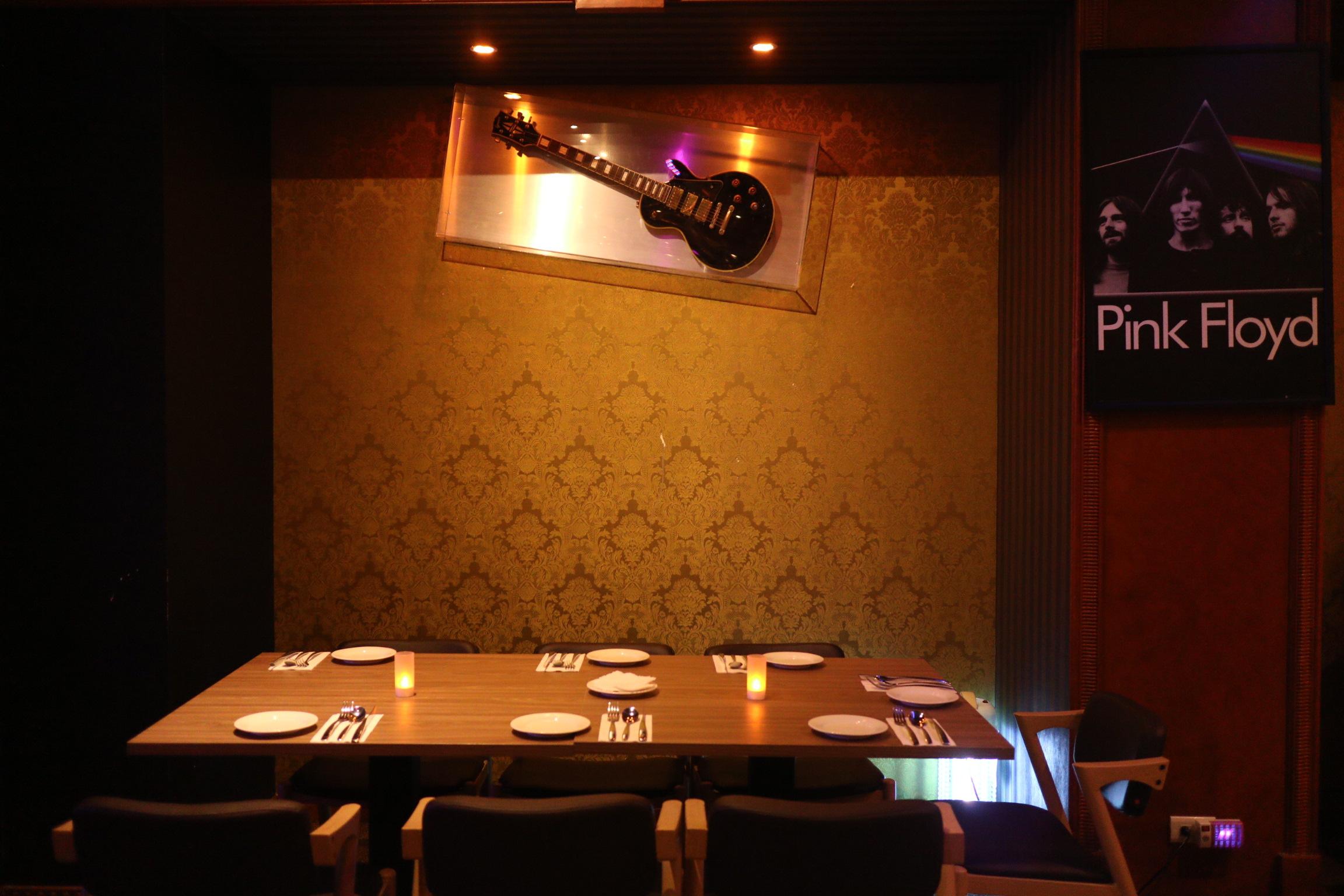 火箭音樂餐廳
