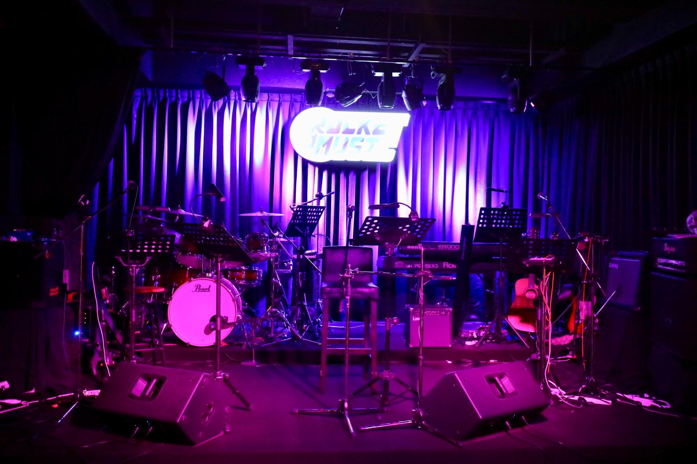 火箭音樂餐廳liveband