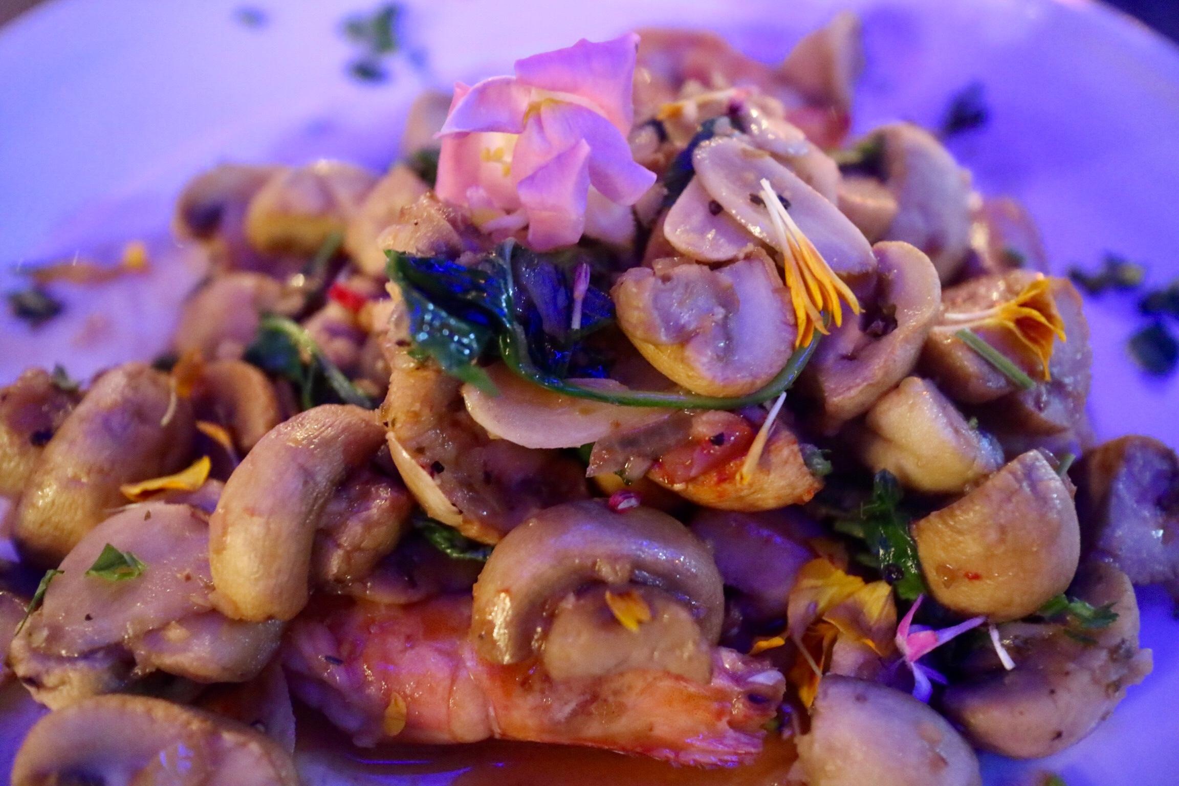 義大利炒蘑菇