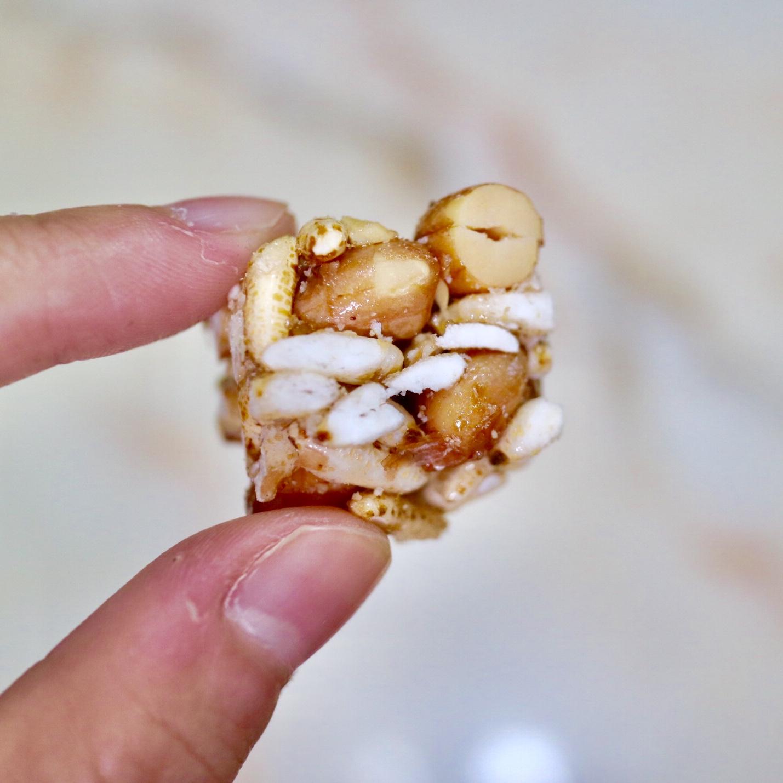 糙米花生米香