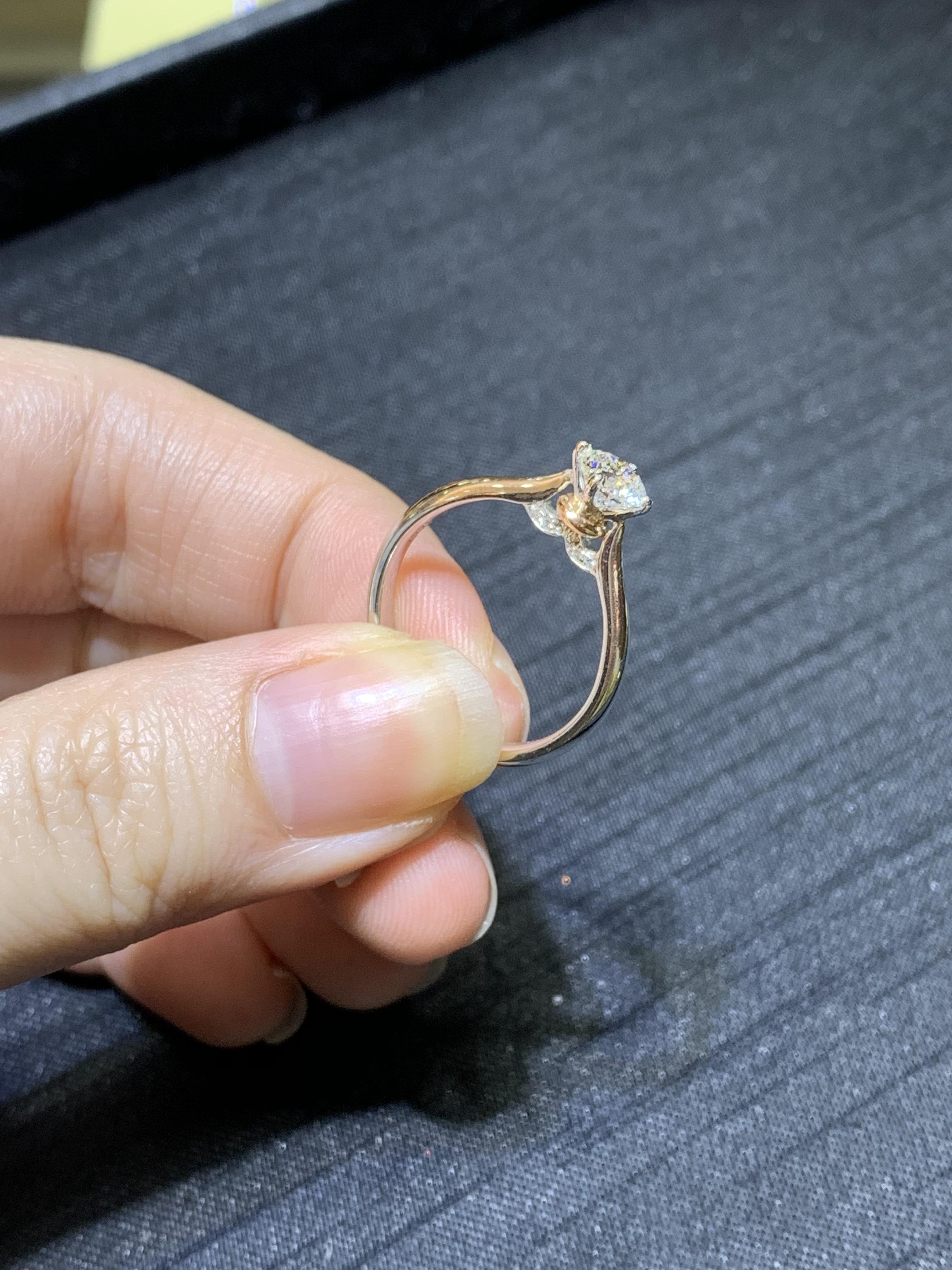 金長山珠寶-鑽戒